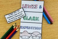 Sacagawea Coloring Pages - Westward Expansion Lewis and Clark Expedition & Sacagawea