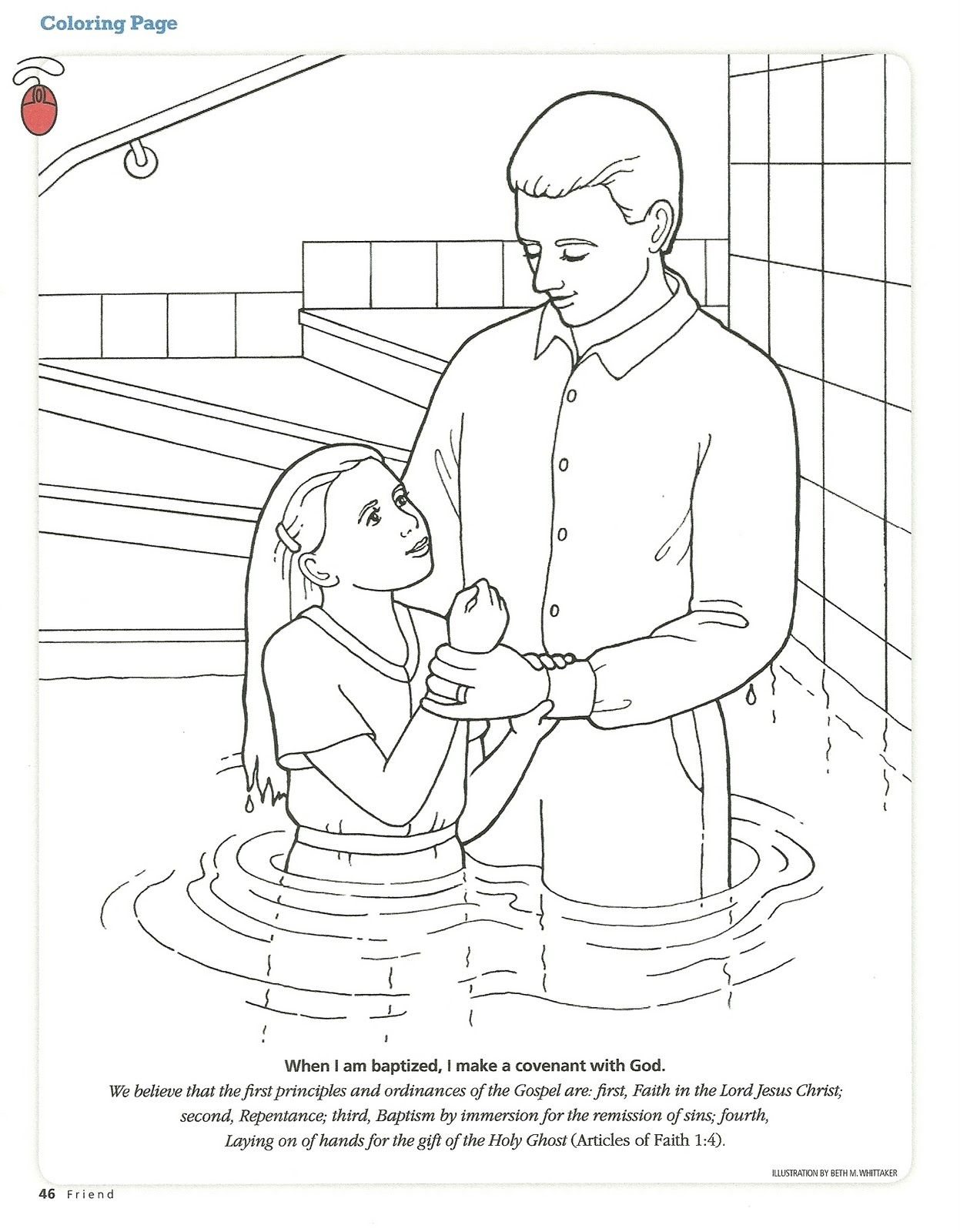 Sacrament Coloring Pages  Printable 14a - Free For kids