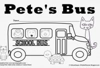 School Bus Coloring Pages Printable - Luxury Pete the Cat Coloring Pages with Additional Coloring Pages