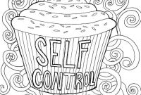 Self Control Coloring Pages - Self Control Color Page by ashtreefae Activities