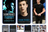 Shawn Mendes Coloring Pages - Webbedepp Shawn Mendes Magcon Phone Case for Huawei Honor Play 9 8