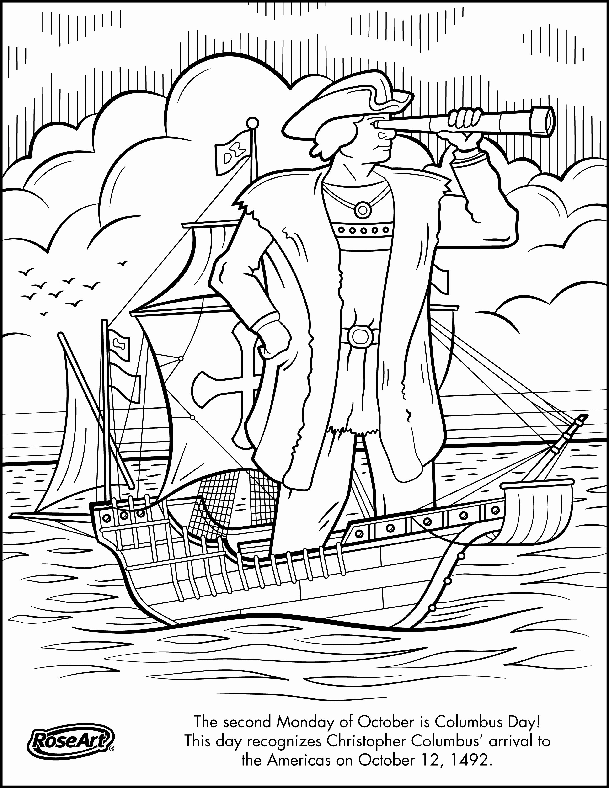 Ships Coloring Pages  Printable 4f - To print for your project