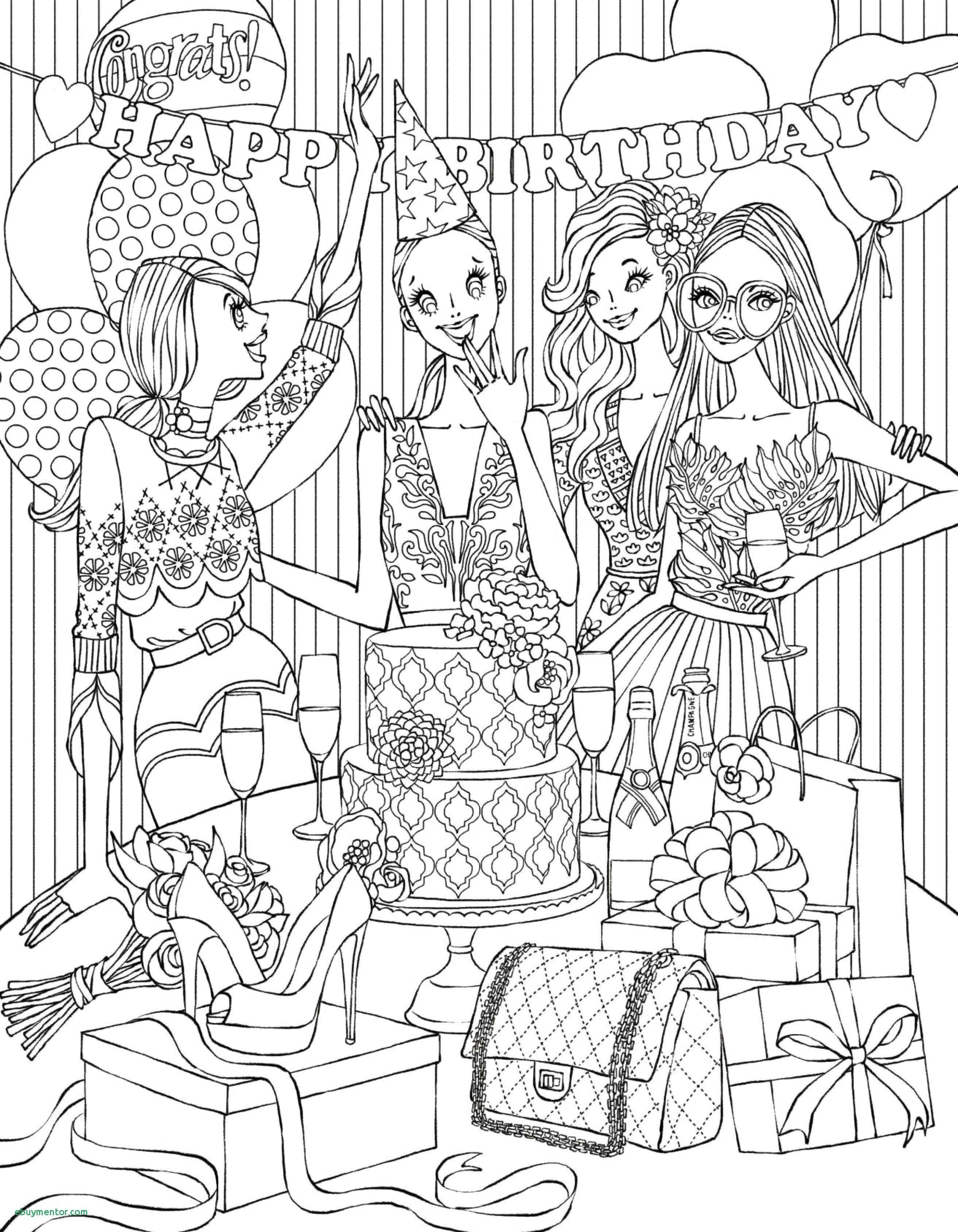 Shopping Coloring Pages  Collection 1r - Free Download