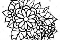 Shutterstock Coloring Pages - Leaf Coloring Book Page Awesome Coloring Book Adult Older Children