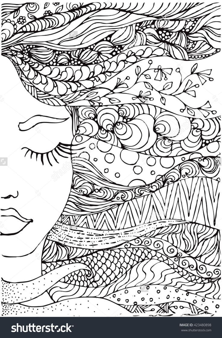 Shutterstock Coloring Pages  Download 5s - To print for your project