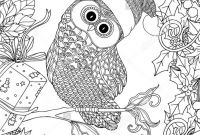 Shutterstock Coloring Pages - Pen and Watercolor Cute Owl Beautiful Coloring Pages You Can