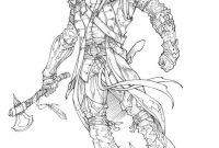 Skyrim Coloring Pages - assassins Creed 3 Connor by Patrick Hennings Me Val