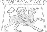 Skyrim Coloring Pages - Werewolf Coloring Pages