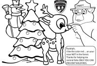 Smokey the Bear Coloring Pages - Smokey Bear Coloring Pages Sanfranciscolife