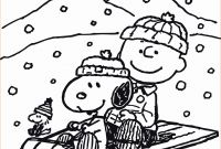 Snoopy Christmas Coloring Pages - Printable Snoopy Coloring Pages Fresh Snoopy Christmas Drawing at
