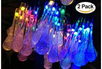 Solar Energy Coloring Pages - Amazon 2 Pack solar Strings Lights Lemontec 20 Feet 30 Led