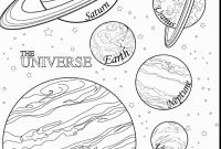 Solar System Planets Coloring Pages - Coloring Pages solar System Coloring Pages Coloring Pages