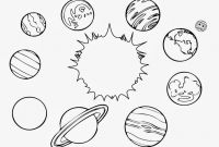 Solar System Planets Coloring Pages - solar System Color Page Printable solar System Coloring Pages for