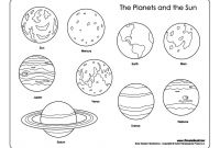 Solar System Planets Coloring Pages - solar System Coloring Pages 36 with solar System Coloring Pages