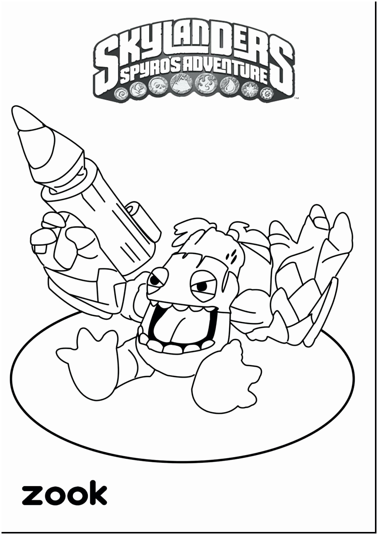 Splatoon Coloring Pages  Collection 6m - Free For Children