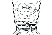 Sponge Bob Halloween Coloring Pages - October themed Coloring Pages October Coloring Pages X October