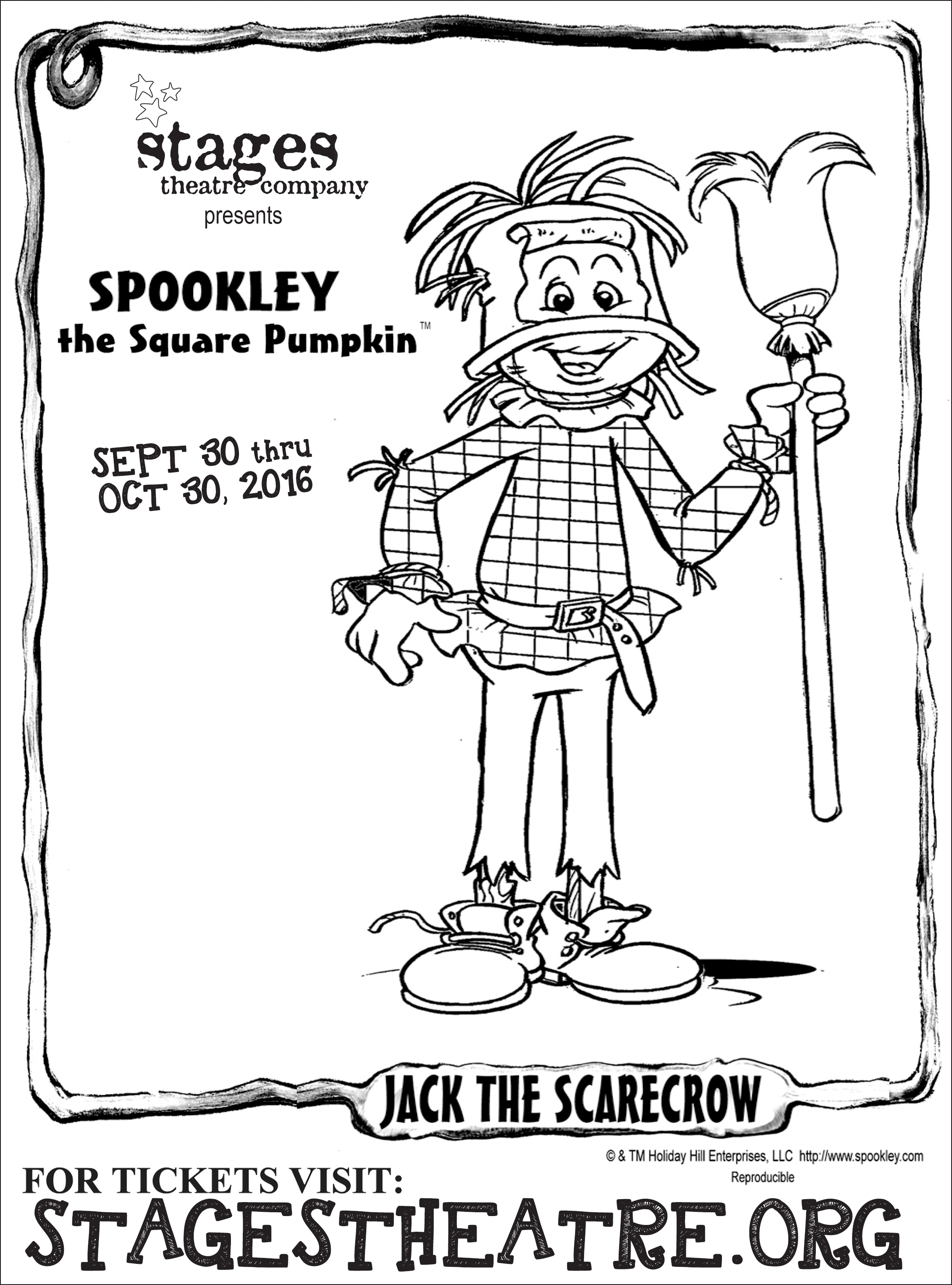 Spookley the Square Pumpkin Coloring Pages  Download 2n - Free For Children