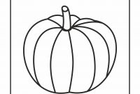 Spookley the Square Pumpkin Coloring Pages - Simple Coloring Pages Projects Ideas Coloring Page Simple Halloween