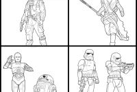 Star Wars the force Awakens Coloring Pages - Star Wars the force Awakens Coloring Pages Thanhhoacar