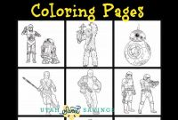 Star Wars the force Awakens Coloring Pages - Utah Sweet Savings Free Star Wars the force Awakens Coloring Pages