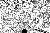 Steampunk Gears Coloring Pages - Cogs by Artwyrd On Deviantart Coloring Pages