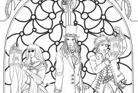 Steampunk Gears Coloring Pages - Steampunk Coloring Pages