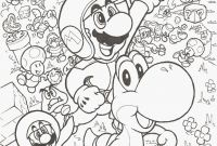 Super Smash Bros Coloring Pages - Mario Bros Para Colorir Alguns Super Mario Coloring Pages Coloring