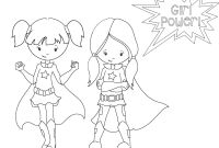 Superheroes Printable Coloring Pages - Female Coloring Pages Female Coloring Pages Fresh Printable Cds 0d