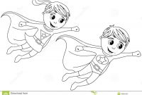 Superheroes Printable Coloring Pages - Superhero Coloring Pages Gallery thephotosync