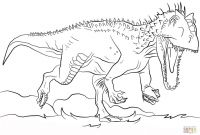 T Rex Coloring Pages - Jurassic World Coloring Pages Collection thephotosync