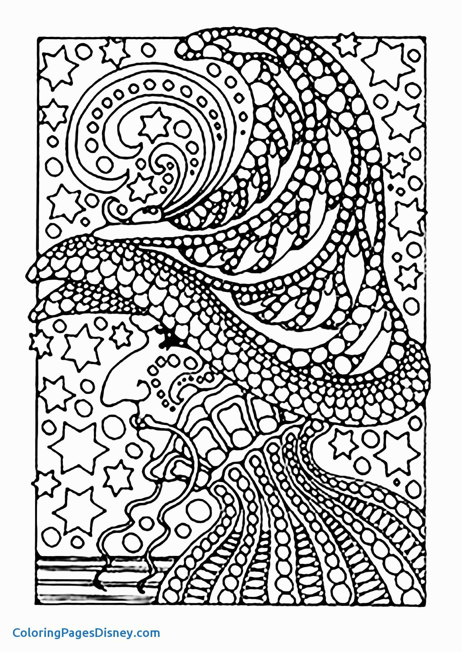 Tangled Coloring Pages  Printable 12g - To print for your project