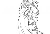 Tangled Coloring Pages - Rapunzel Coloring Pages Inspirational Disney Princess Tangled