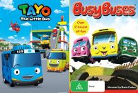 Tayo the Little Bus Coloring Pages - Image Tayo and Busy Buses Tayo the Little Bus Wiki