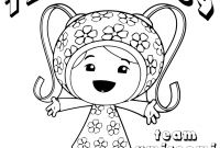 Team Umizoomi Coloring Pages - Team Umizoomi Coloring Page