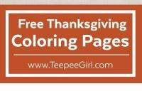 Teepee Coloring Pages - 180 Best Thanksgiving Images On Pinterest