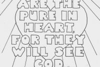 The Beatitudes Coloring Pages - All Kinds Of Coloring Pages … Projects for Work