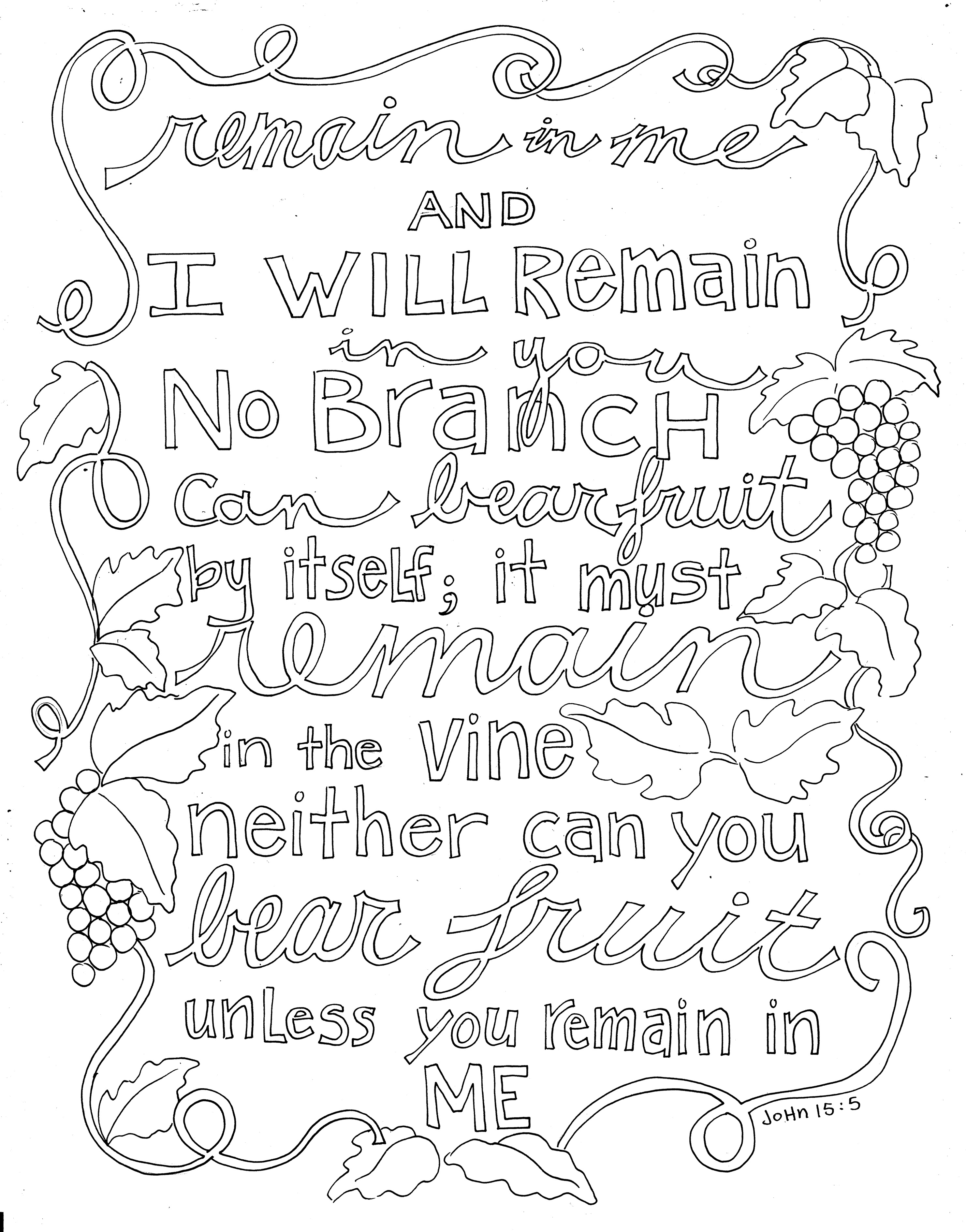 The Beatitudes Coloring Pages  Download 4s - Free Download