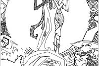 The Nightmare before Christmas Coloring Pages - 91 Nightmare before Christmas Coloring Sheets Nightmare before