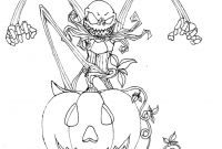 The Nightmare before Christmas Coloring Pages - Free Printable Nightmare before Christmas Coloring Pages Best
