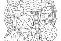 The Nightmare before Christmas Coloring Pages - Nightmare before Christmas Coloring Pages Disneys Finding Nemo