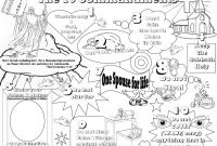 The Ten Commandments Coloring Pages Printable - Number 12 Coloring Page