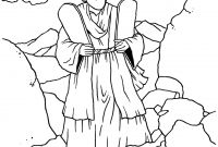 The Ten Commandments Coloring Pages Printable - Ten Mandments Coloring Pages New Cartoon Od Jesus Disciples – Free