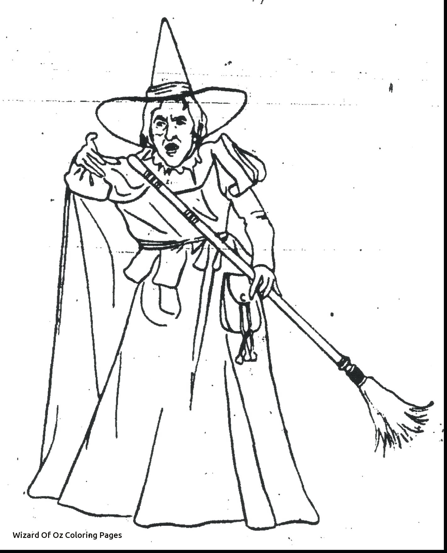 The Wizard Of Oz Coloring Pages  Printable 9n - Free For Children