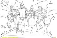 The Wizard Of Oz Coloring Pages - Wizards Waverly Place Coloring Pages