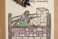 Thru the Bible Coloring Pages - Nehemiah Coloring Page – Children S Ministry Deals