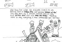 Thru the Bible Coloring Pages - Peter and John Coloring Page Fishers Men Coloring Page Best Cartoon