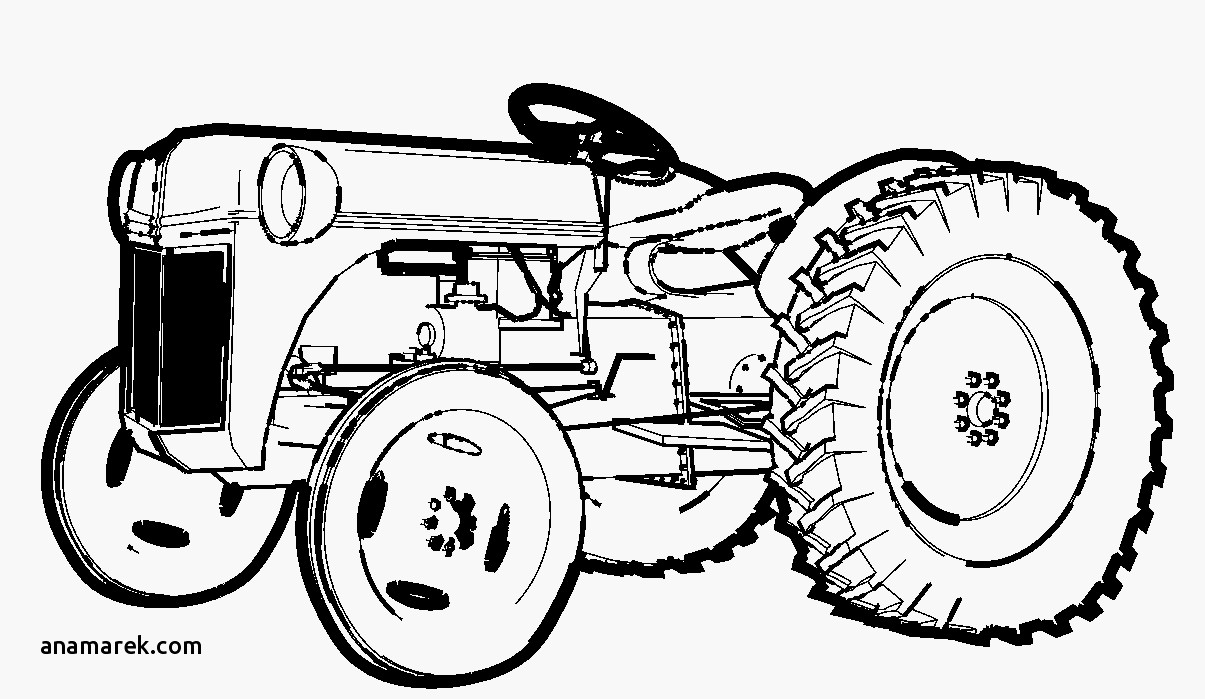 Tractor Coloring Pages to Print  Printable 12l - To print for your project
