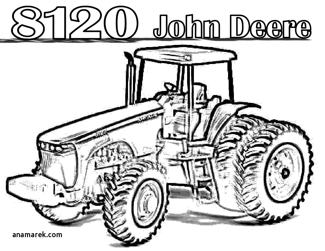 Tractor Coloring Pages to Print  Printable 13j - Free Download