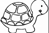 Turtle Coloring Pages - Turtle Coloring Pages for Adults Sea Turtles New Line 0d 1