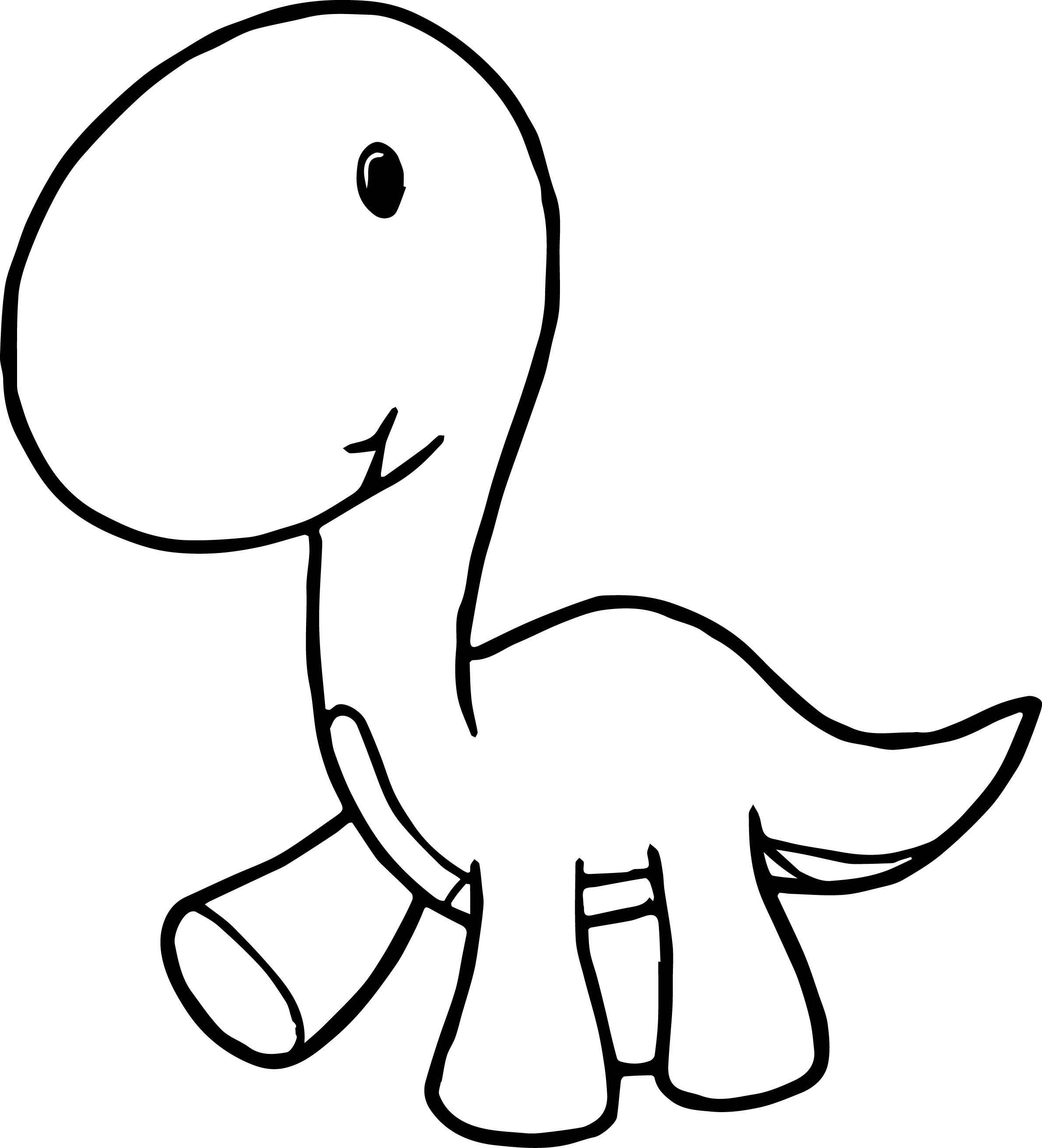 Walking with Dinosaurs Coloring Pages  Printable 3k - Free For kids